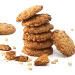 Biscuits aux pignons