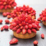 Tartelette fraises de bois