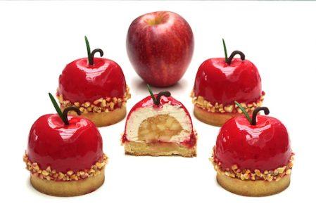 La pomme rouge de Cédric Grolet