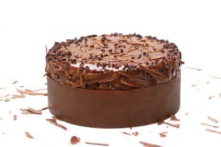 Gâteau café, chocolat et Bailey's